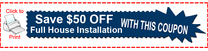 Great American Solar Screen Coupon in Houston, Texas